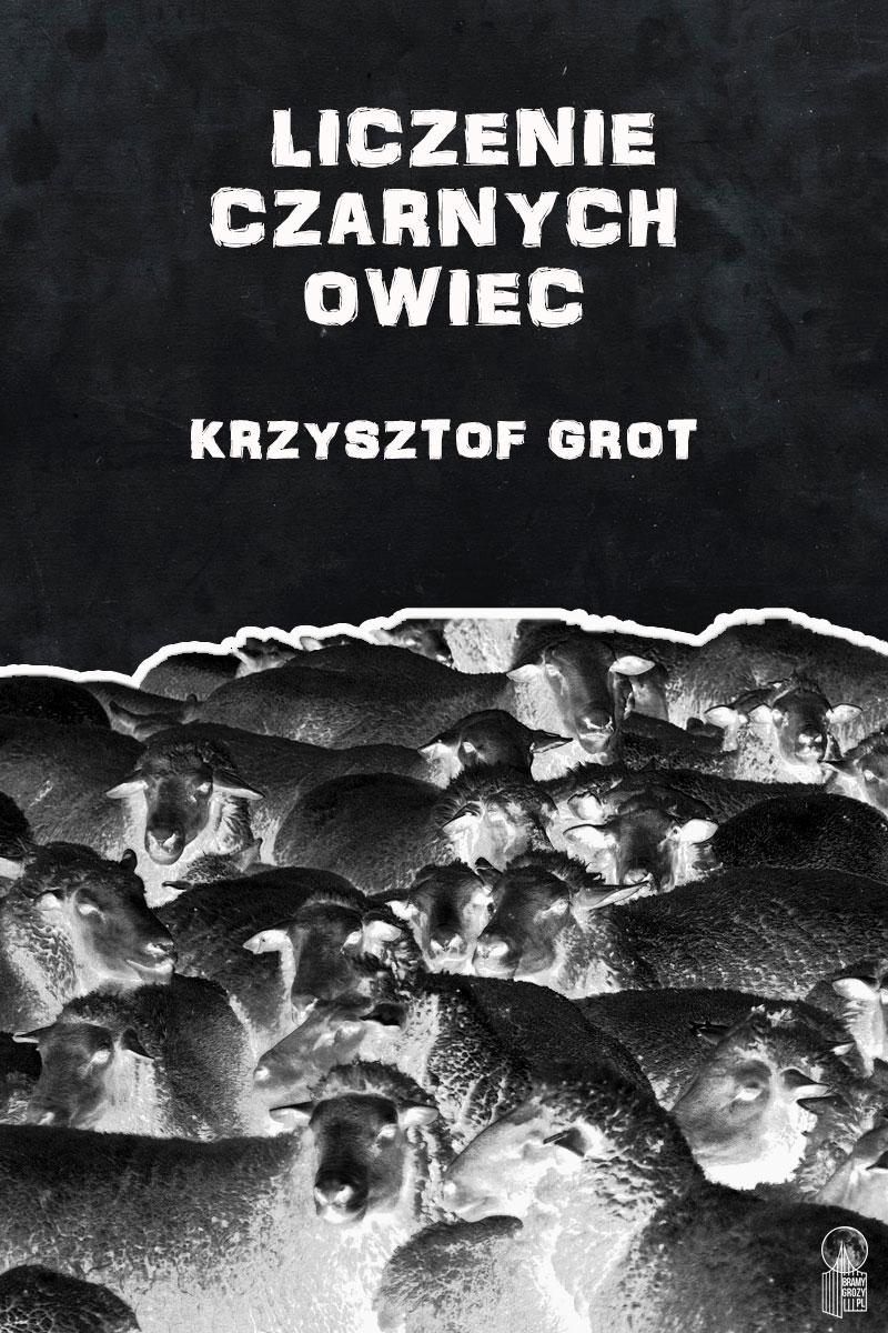 Liczenie czarnych owiec - Krzysztof Grot