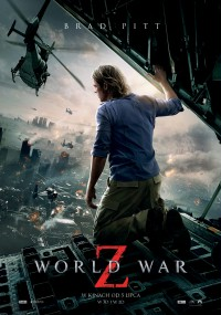 World War Z - okładka
