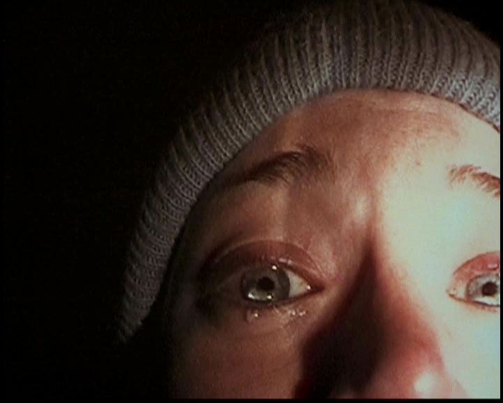 Blair Witch Project - screen