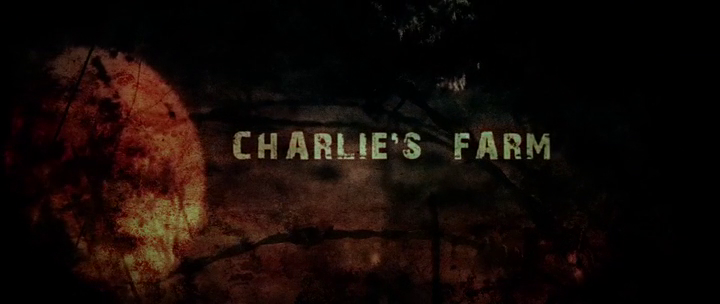 Charlie's Farm - screen