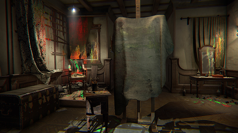 Layers of fear - screen