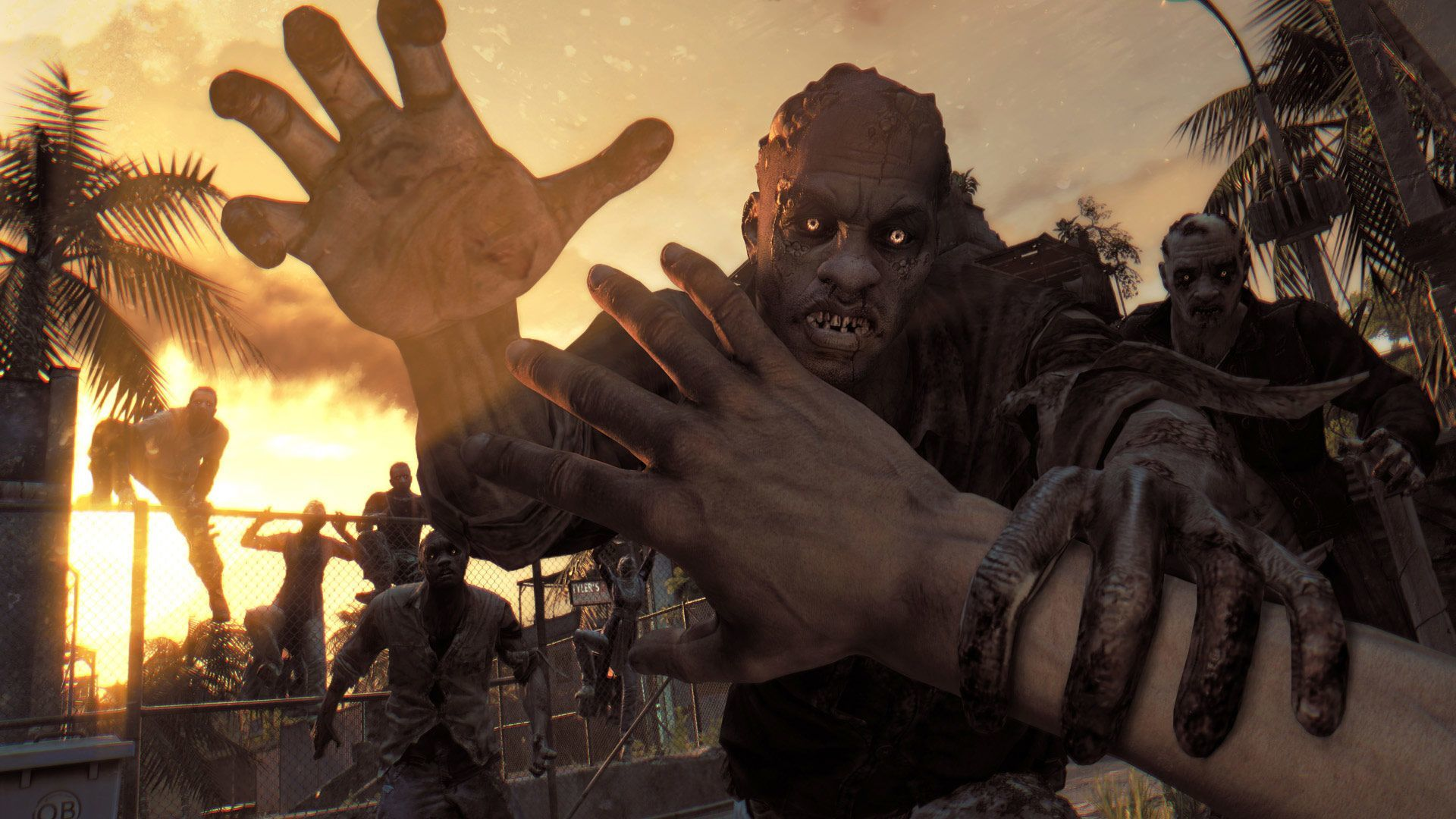 Dying Light - screen