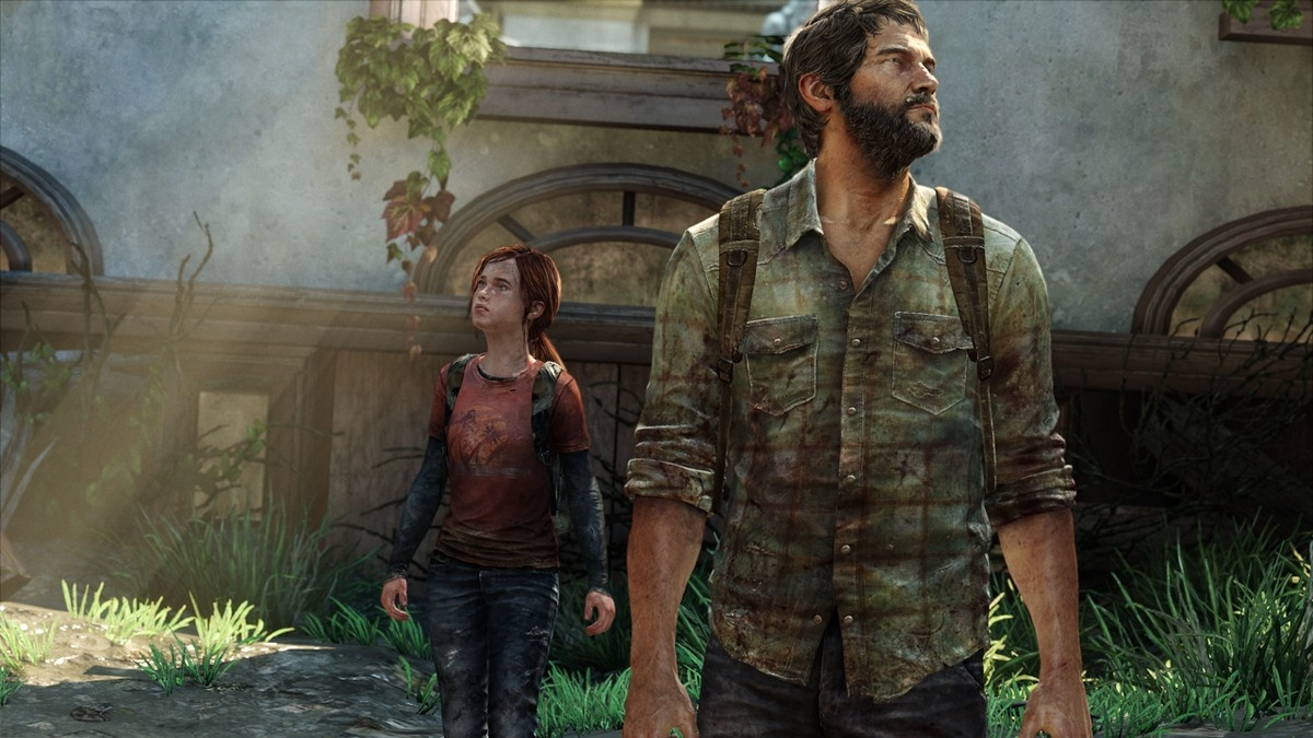 The Last of Us - screen
