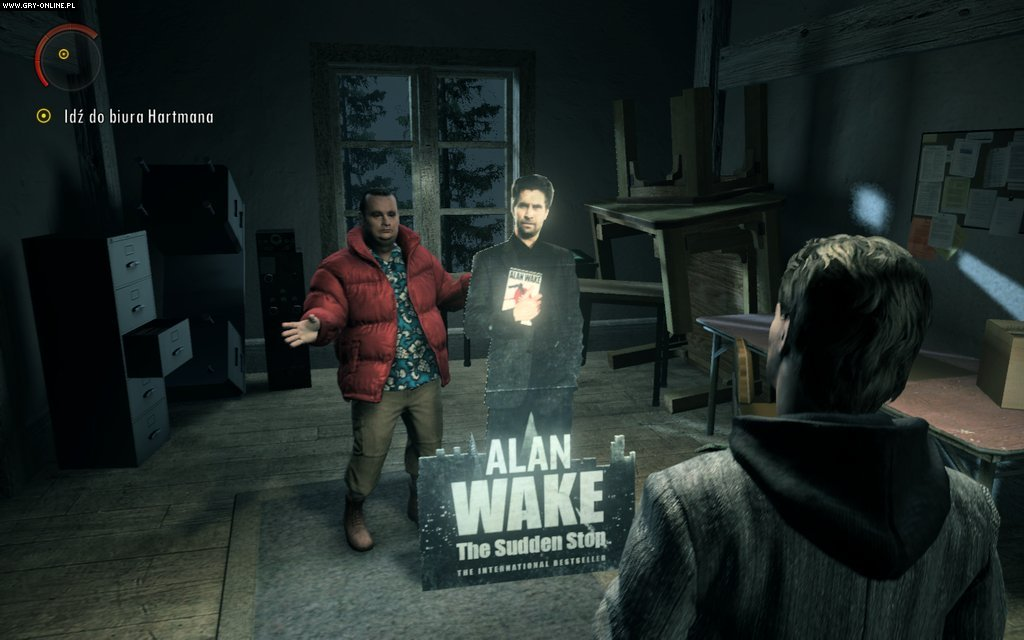 Alan Wake  - screen