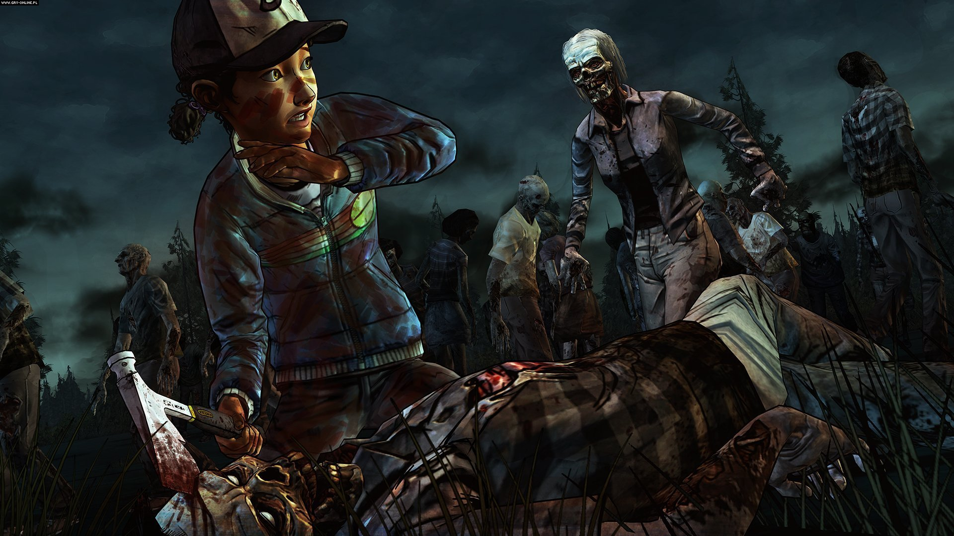 The Walking Dead - Season Two  - screen
