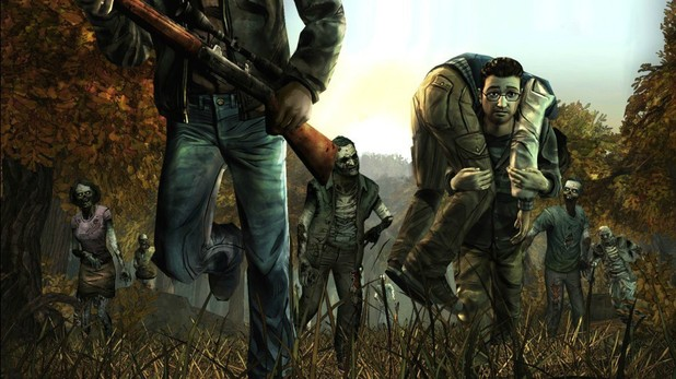The Walking Dead - sezon I - screen