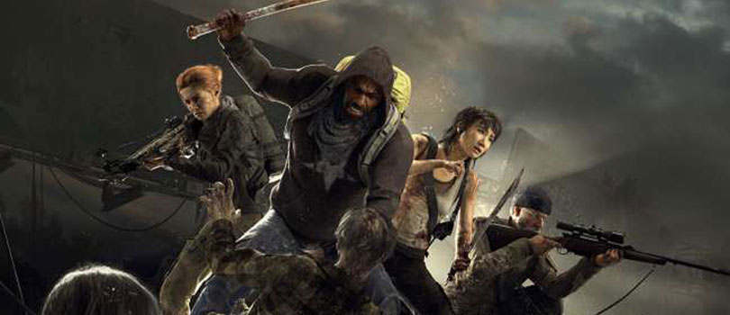 Overkill's The Walking Dead z poślizgiem