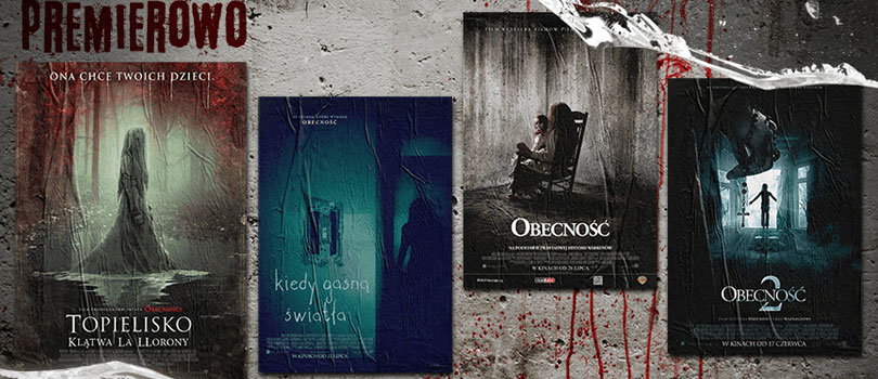 Maraton horrorów w Cinema-city