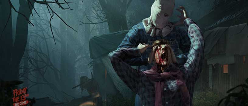 Jason morduje Friday the 13th: The Game