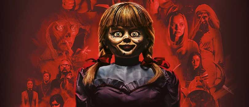 Annabelle wraca do domu na Blu-ray i DVD