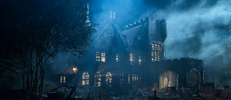 The Haunting of Hill House na zdjęciach