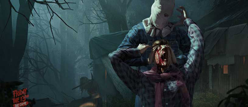 17 minut z Friday the 13th: The Game