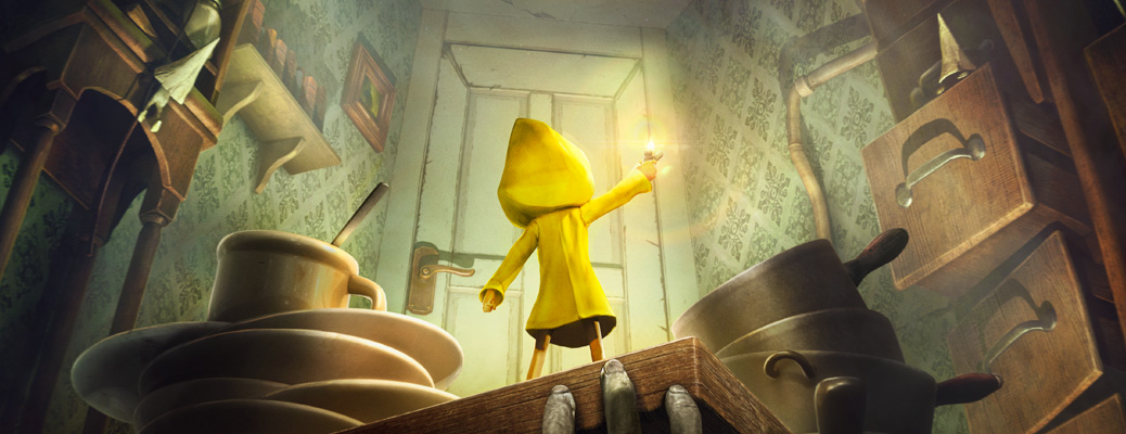 Little Nightmares na długim gameplayu.
