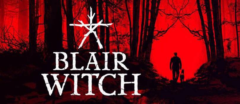 Zanurz się w Blair Witch