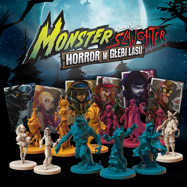 Monster Slaughter: Horror w Głębi lasu - komponent 1