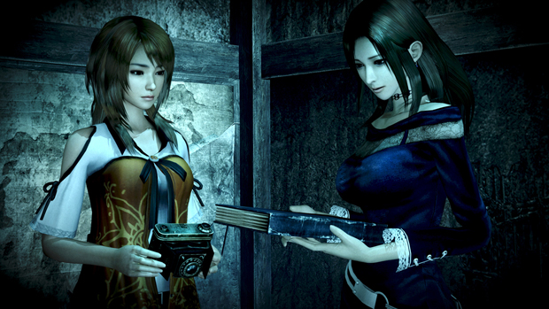 Fatal Frame Wii U - screen 2
