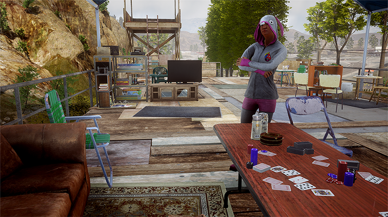 State of Decay  2 - screen 1