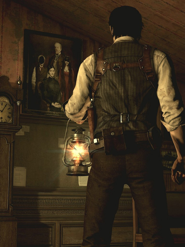 The Evil Within - screen 2