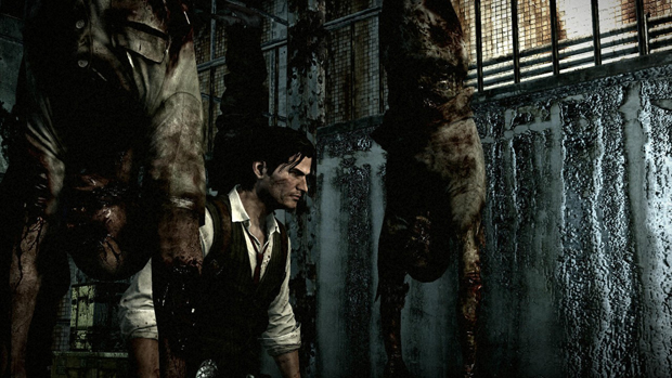 The Evil Within screen 1
