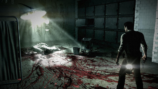 The Evil Within screen 2