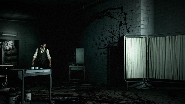 The Evil Within screen 4