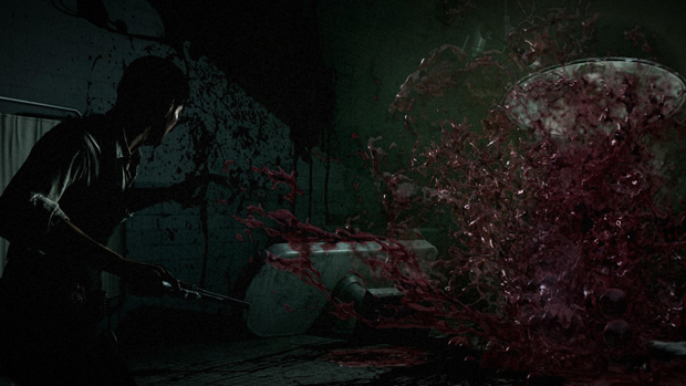 The Evil Within screen 6