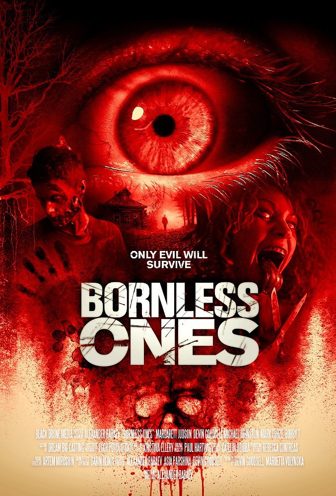 Bornless Ones - poster 1