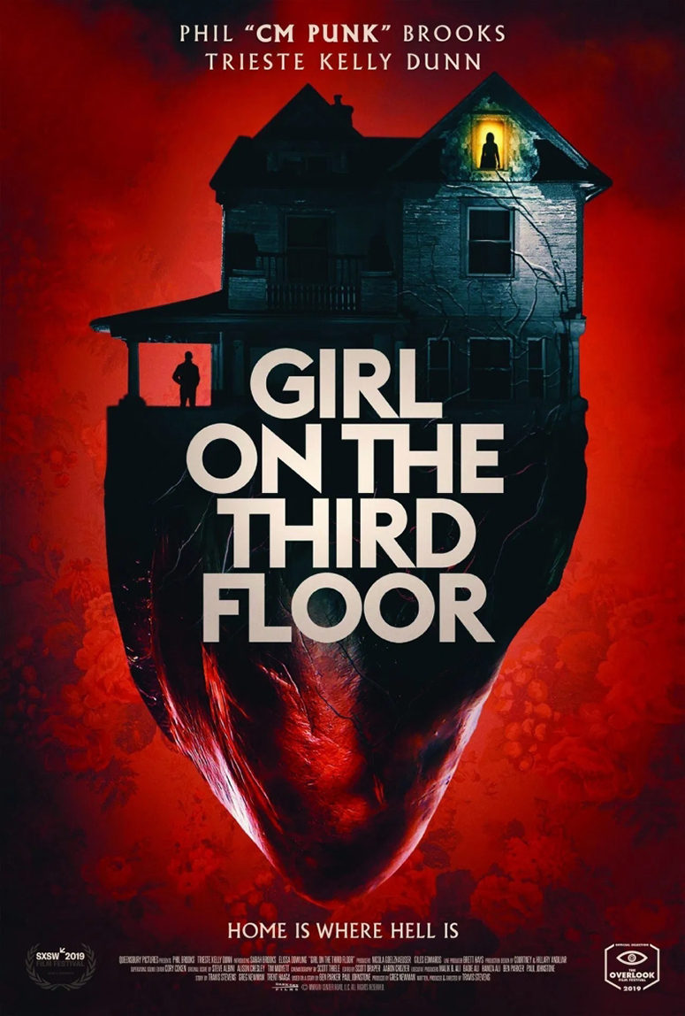 Girl on the Third Floor - plakat