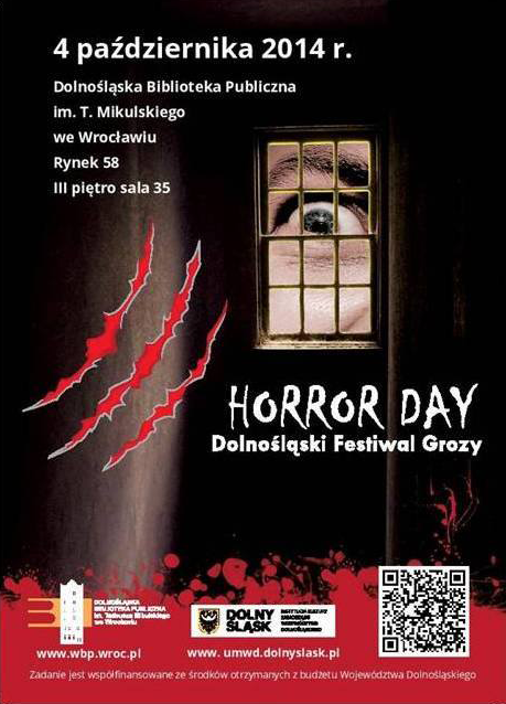 Horror Day - plakat